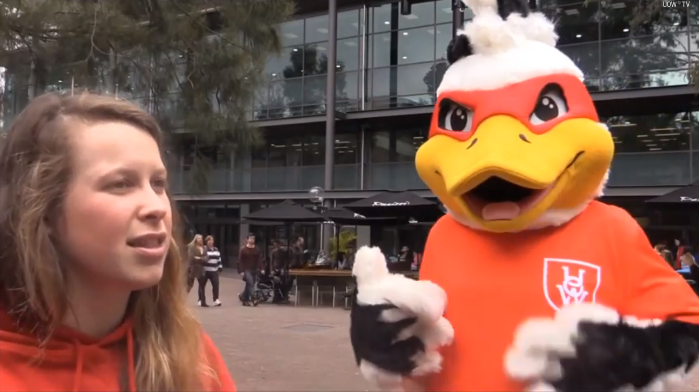 UOW Open Day – Snapshot