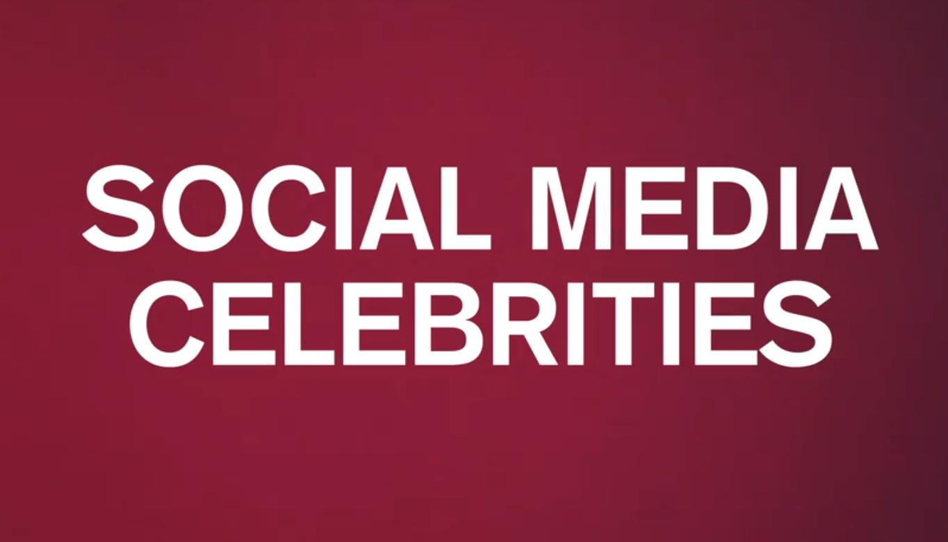 PopUp – Social Media Celebrity