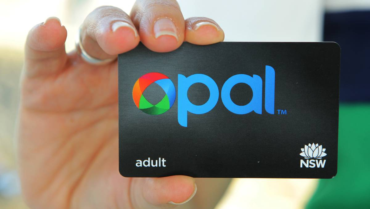 Stay onboard with the Opal Card rollout