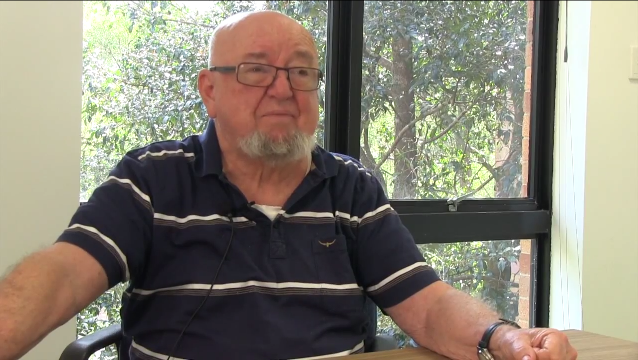 Literally Speaking with Thomas Keneally