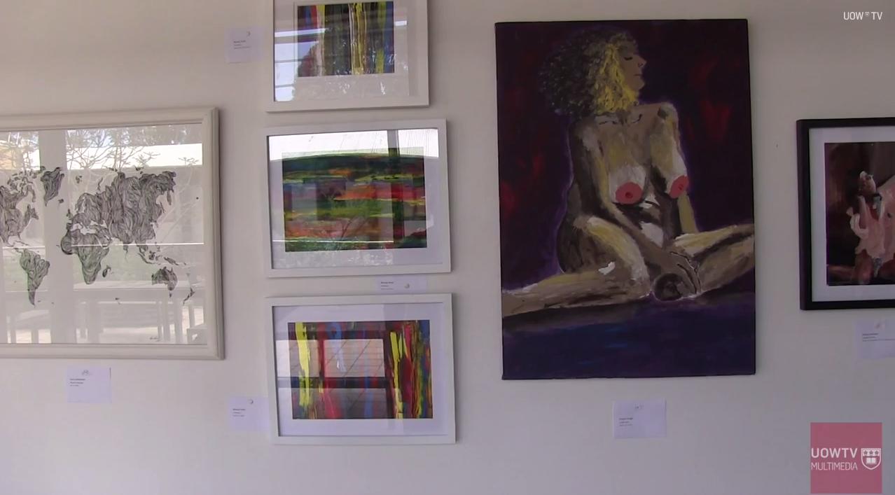 Creative Arts annual Nude art show
