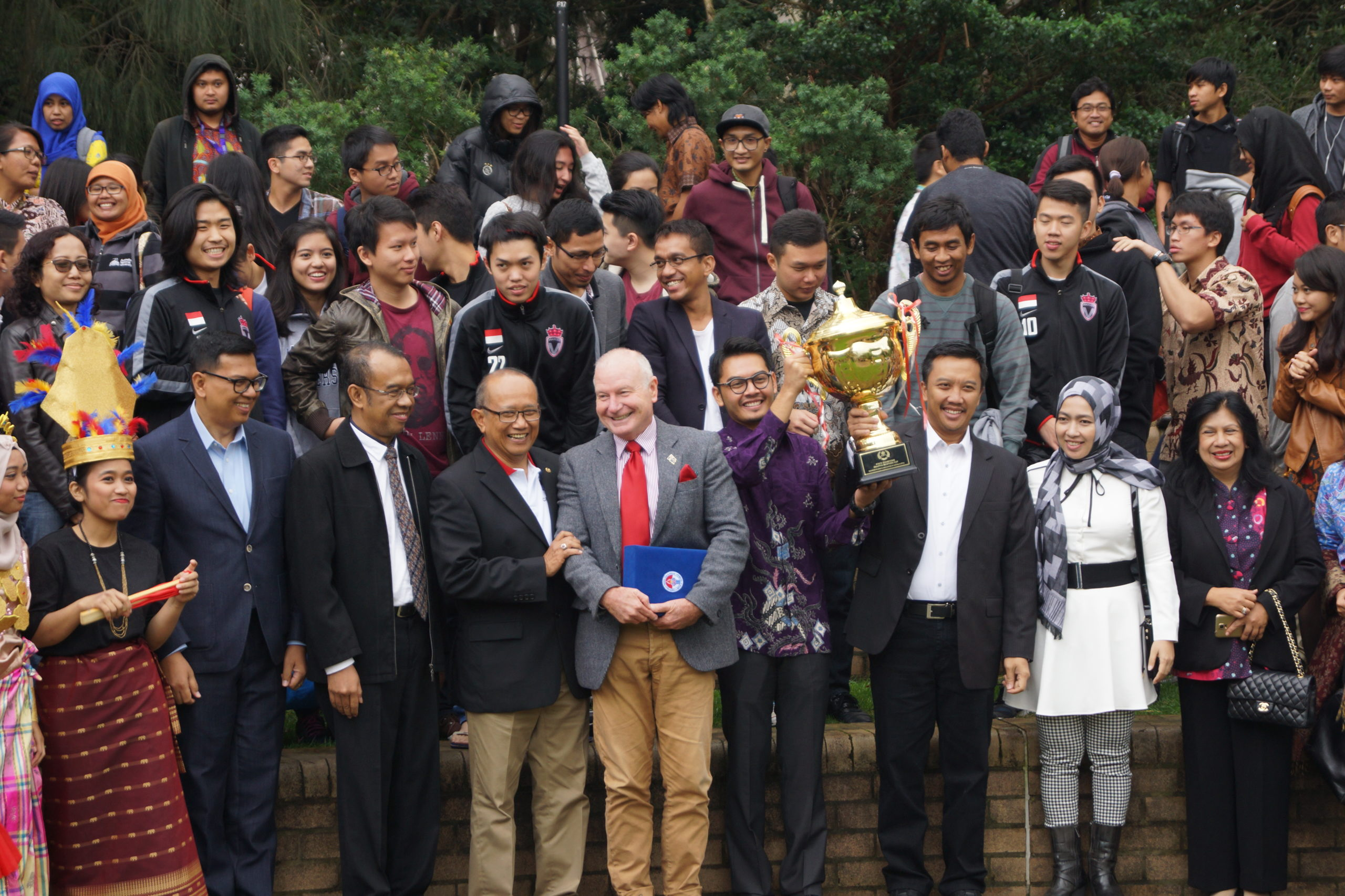 National Indonesian student event hosted at UOW