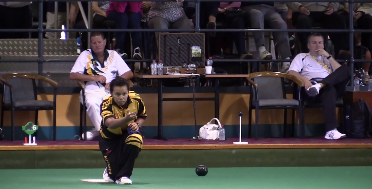Malaysia wins Women's Bowls World Cup