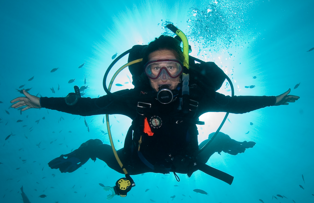 UOW Scuba Club diving for ANZAC Day