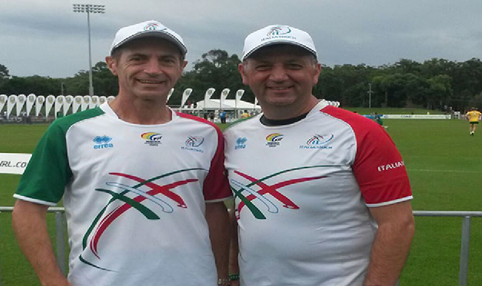 Italy's Illawarra influence at World Cup