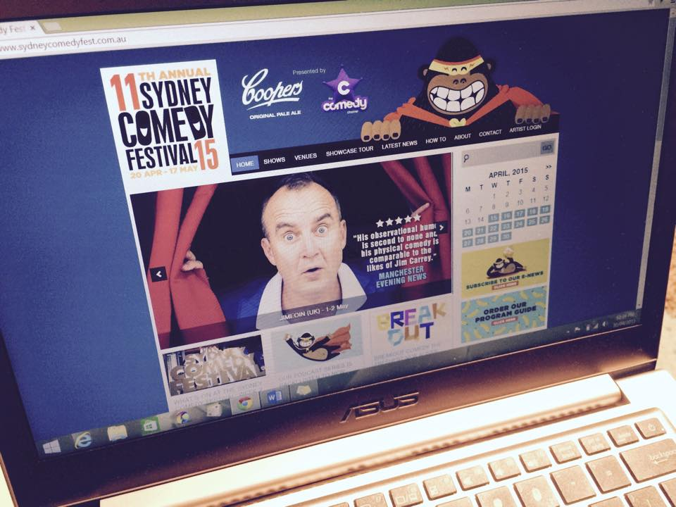 Big laughs at the Sydney Comedy Festival