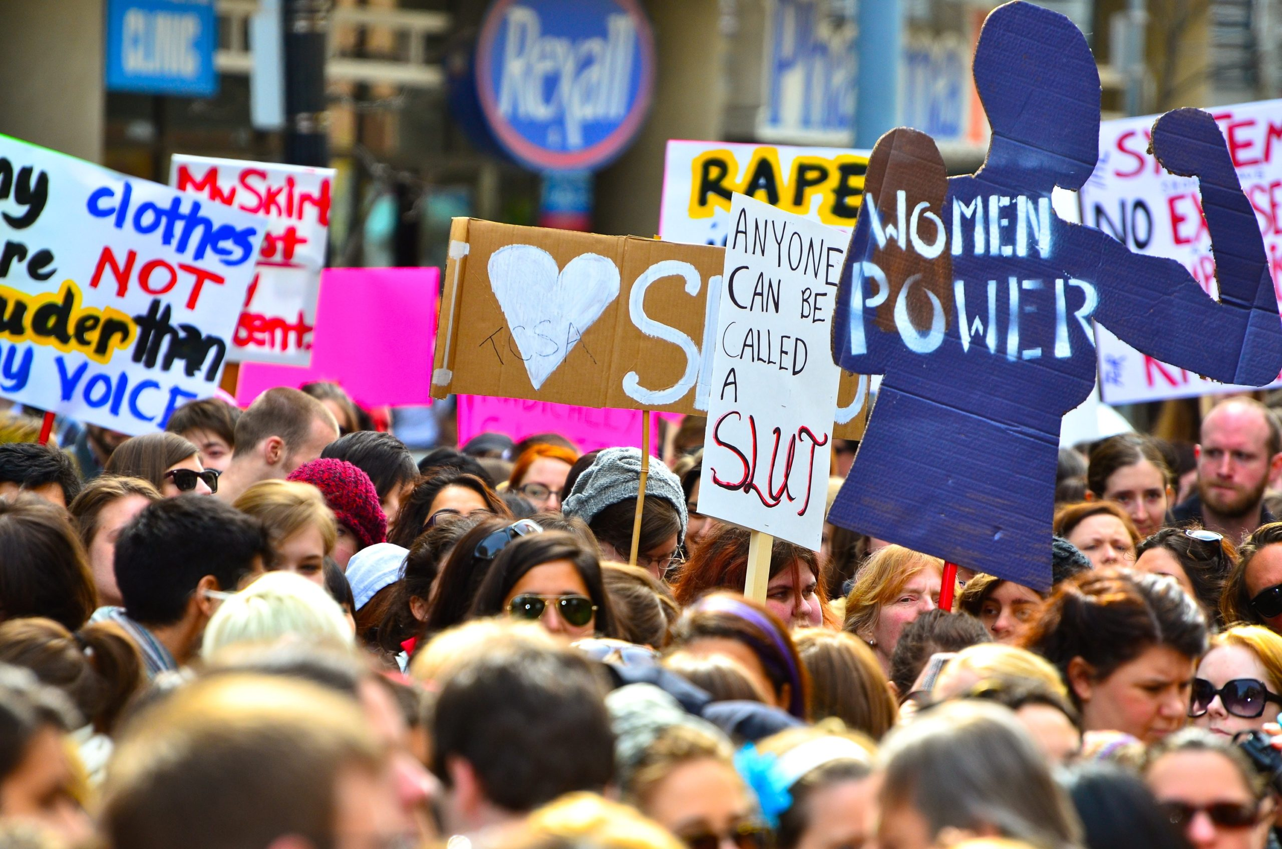 Changing attitudes towards violence against women