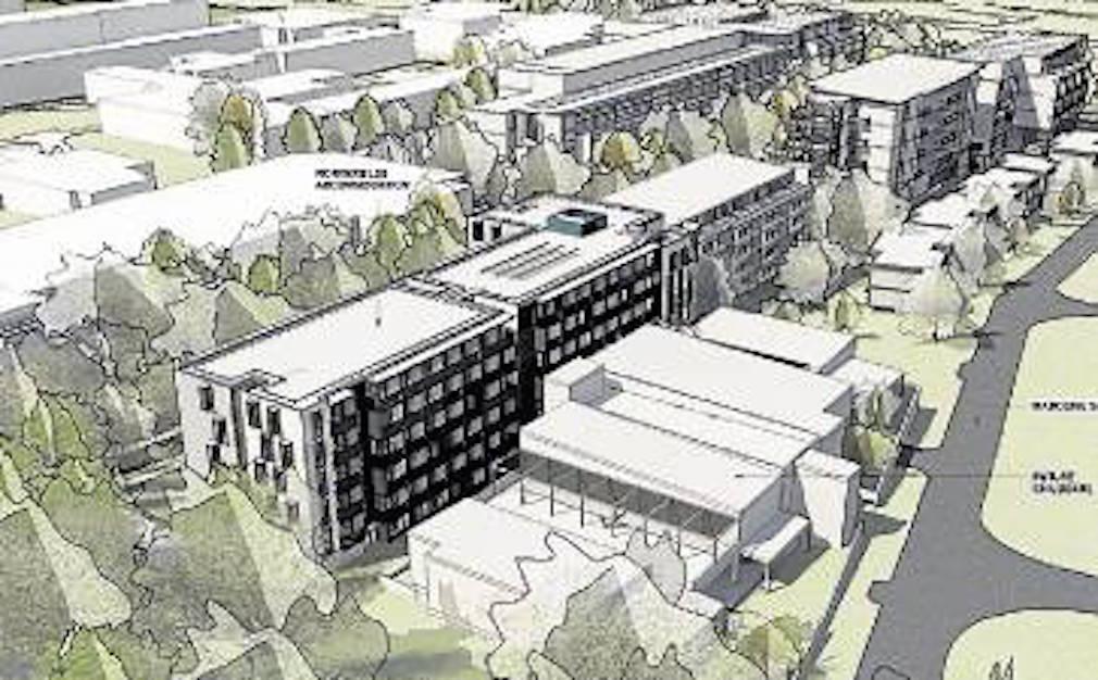 Future campus plans announced