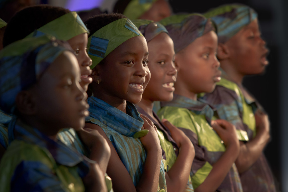 African Children's Choir to bring rhythm to Wollongong