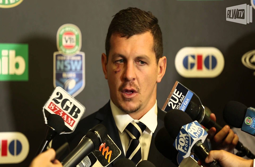Greg Bird the NRL's third most suspended player