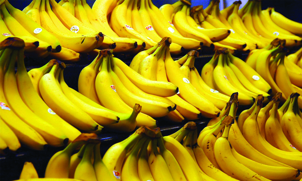 Are bananas taking over your freezer?