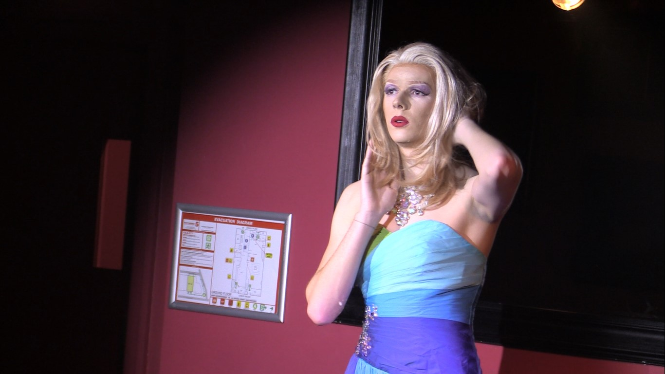 Hark, nothing new about Drag Queen culture
