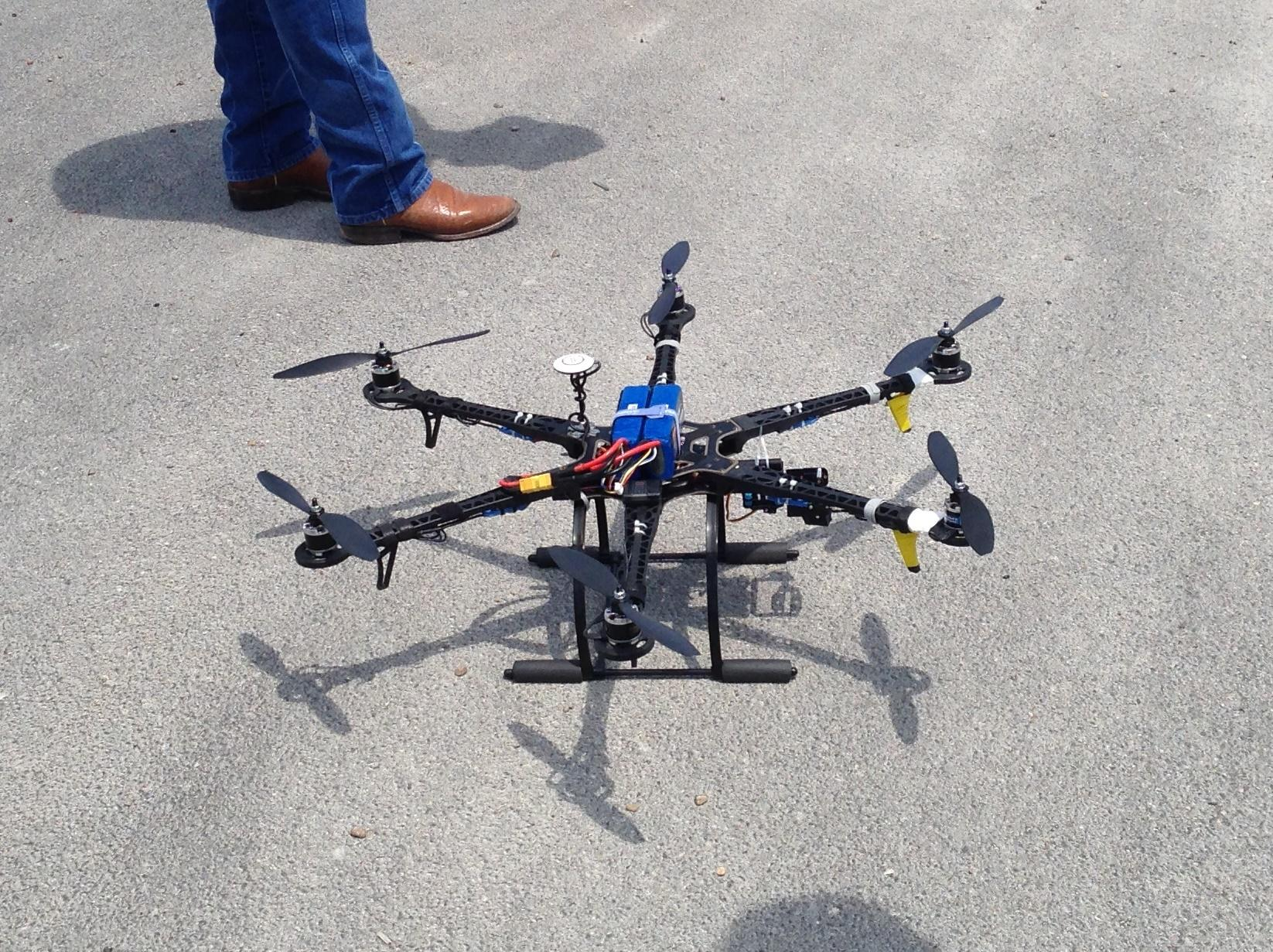 How to 3D print a drone: UOW Library flies towards the future