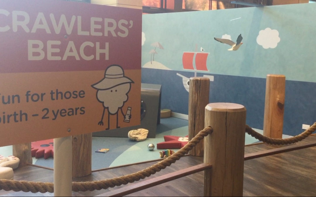 Crawlers Beach to launch at Early Start Discovery space