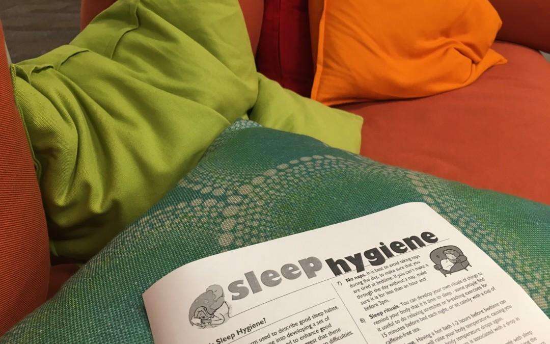 Experts debunk sleep myths