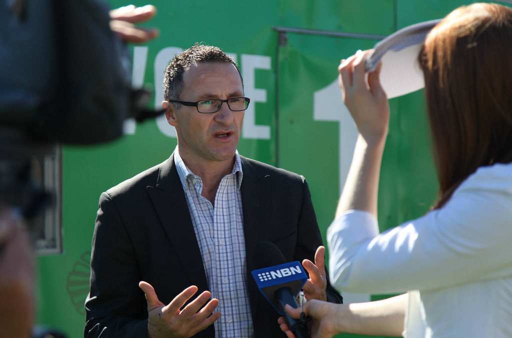 Greens propose changes to working week