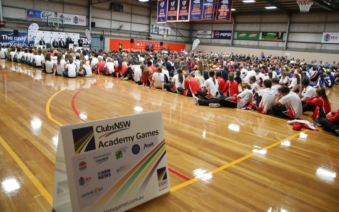 Illawarra talent shines at Clubs NSW Academy Games
