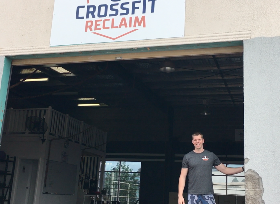Gong set to be centre of CrossFit universe
