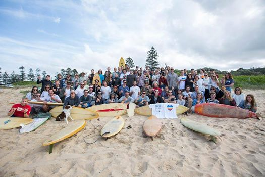 Retro Surf Comp 2017 raises thousands for refugee families