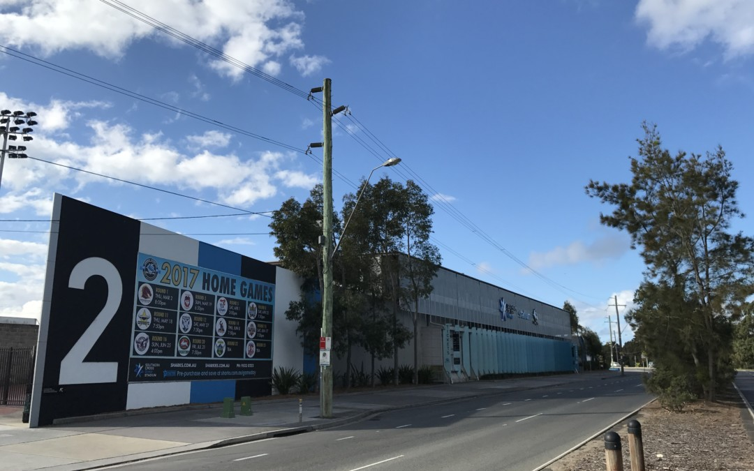 Cronulla Sharks proposed centre of excellence for Shark Park
