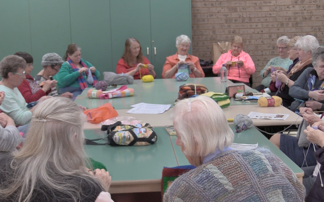 10 years of 'Love', laughs and knitters in Campbelltown