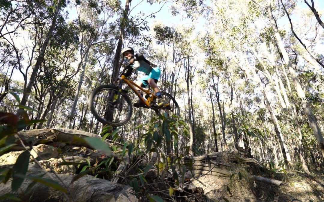 Campbelltown mountain bike racer competes in Cairns