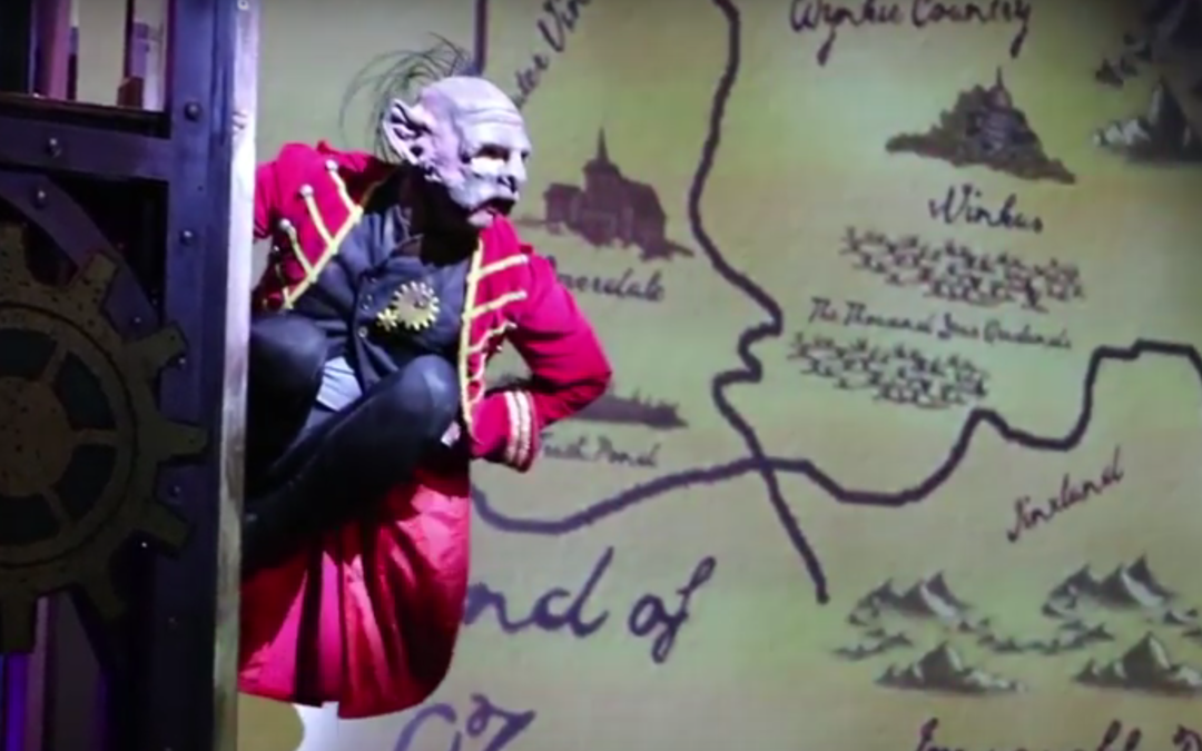 Arcadians Theatre Group produces a Wicked performance