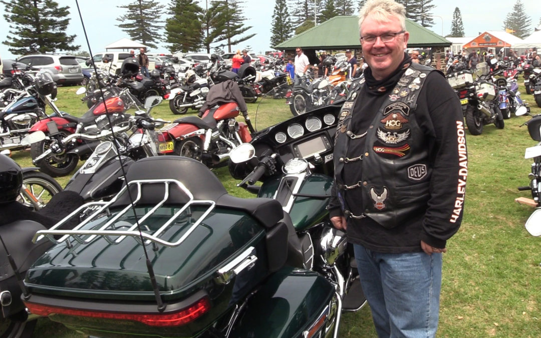 Comradery the key for Harley Days success