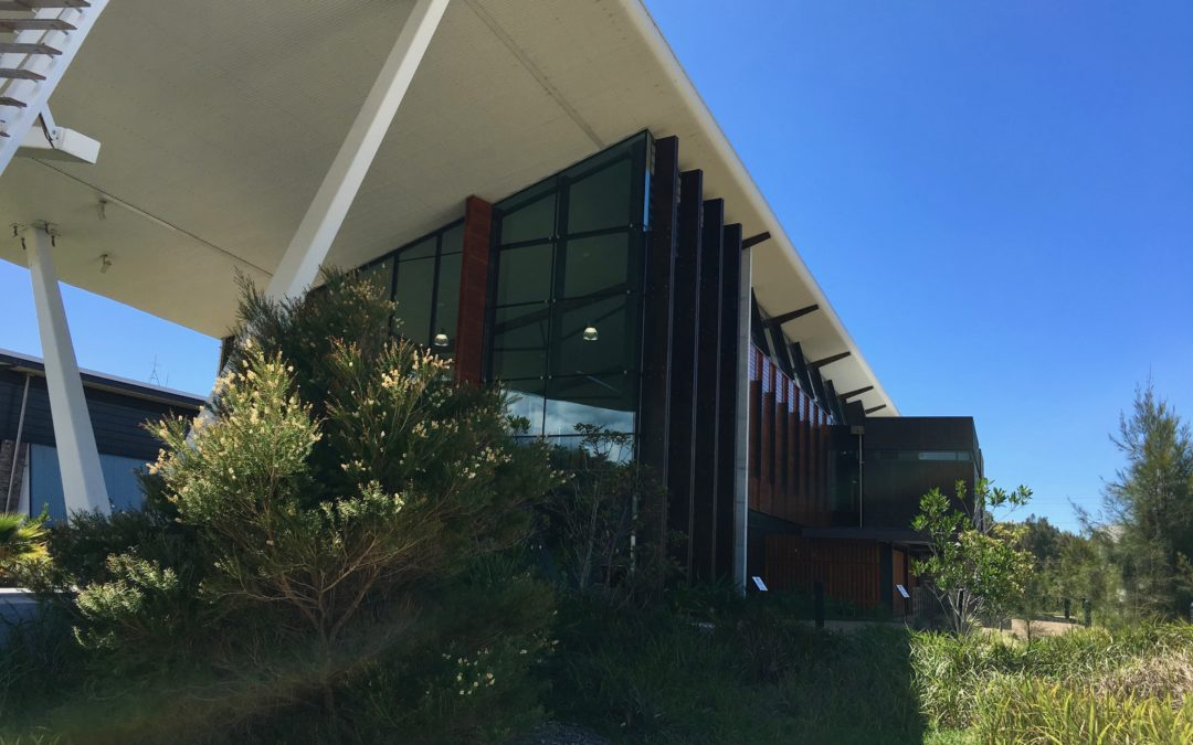 UOW research centre on track for Living Building certification