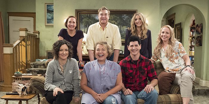 'Roseanne' pulled off the air