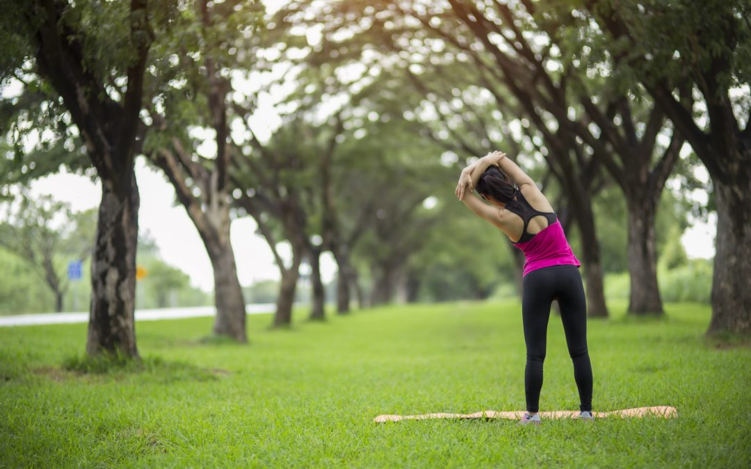 Regular exercise can work to prevent depression, study finds