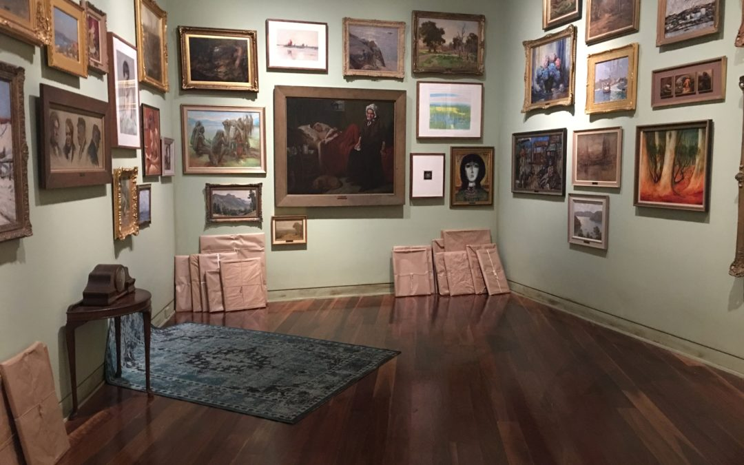 Thank you, Bob: Wollongong Gallery celebrates 40 years