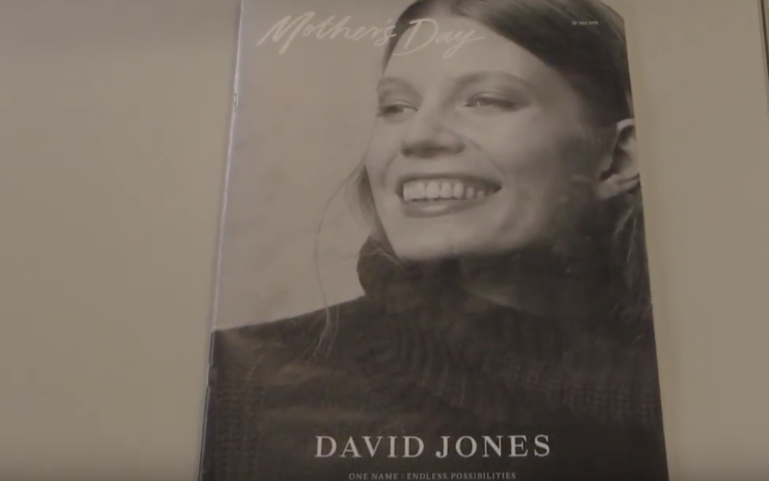 "David Jones accused of being ""out of touch"" over Mother's Day catalogue"