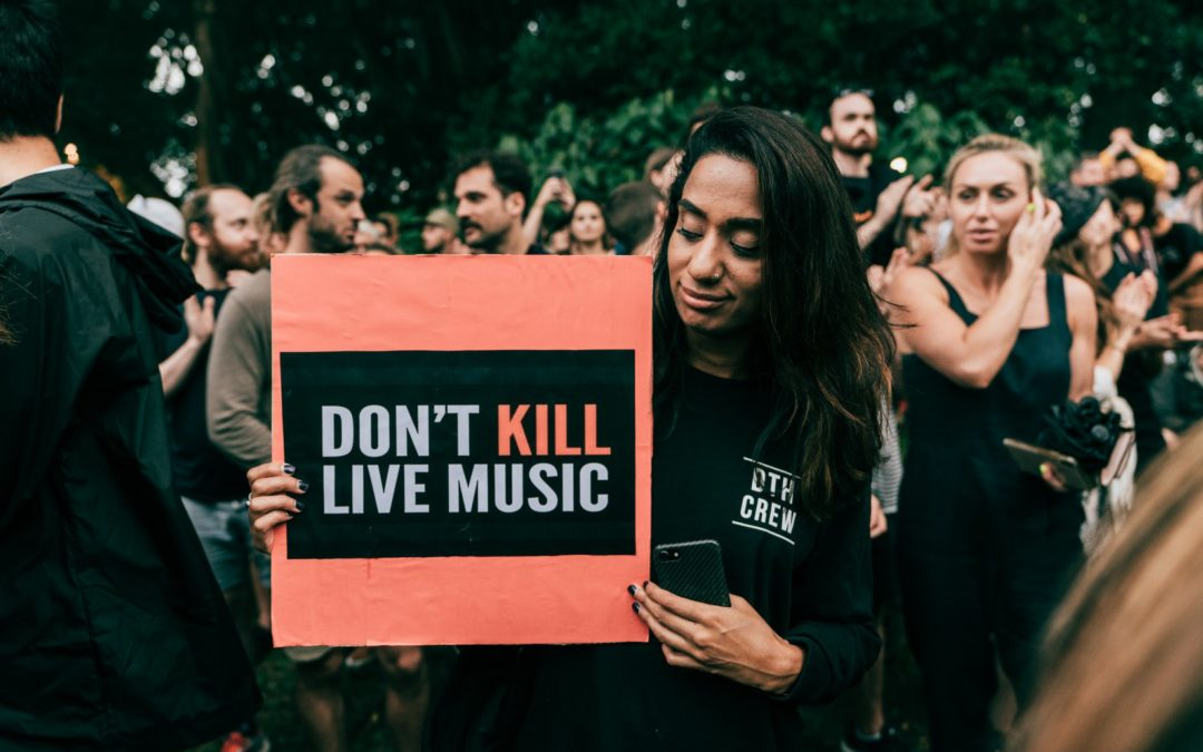 Fight for live music takes swing at NSW election