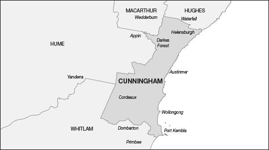 Electorate Profile: Cunningham