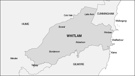 Electorate Profile: Whitlam