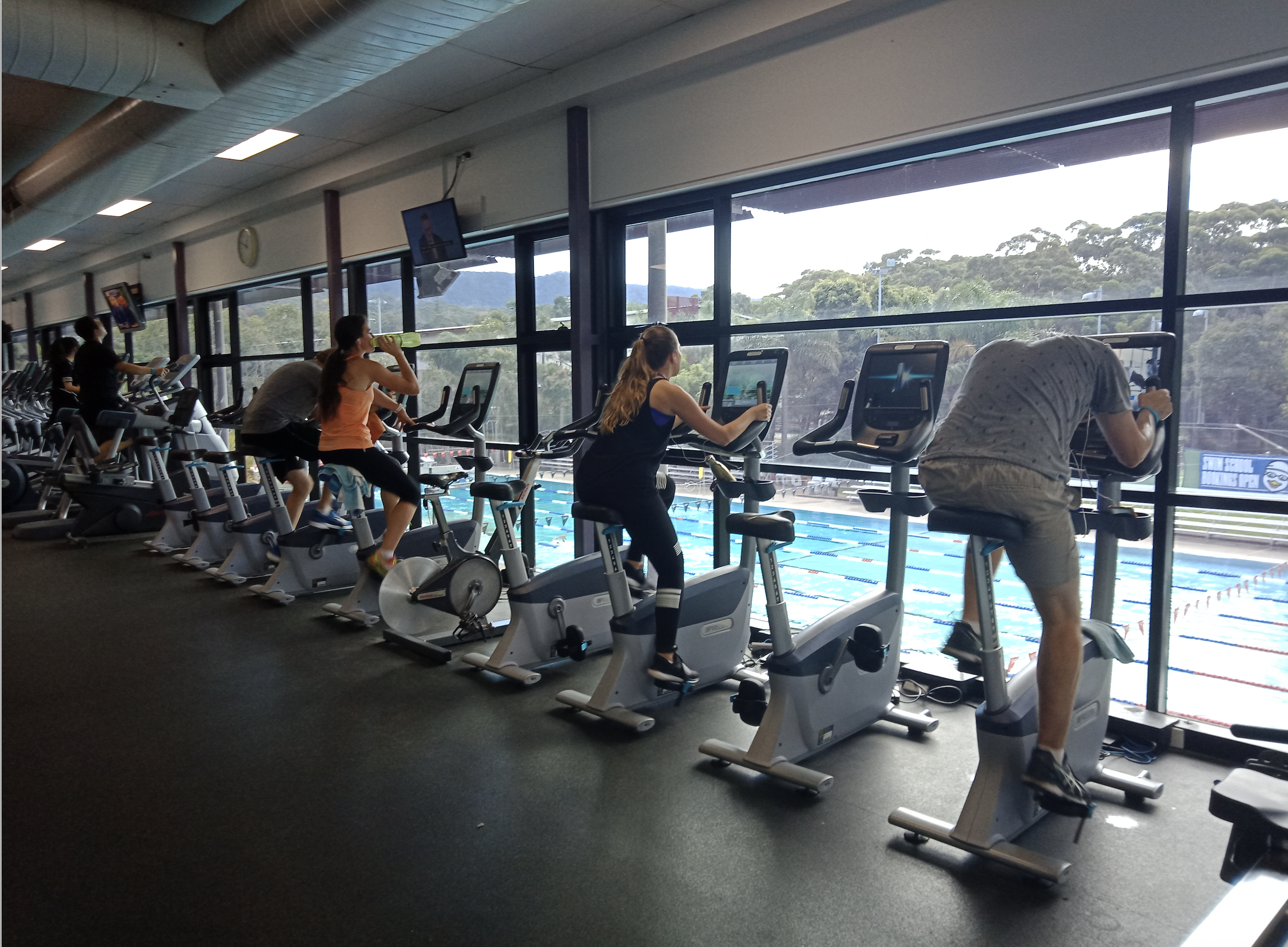 Gym the thing for Aust physical activity: Report