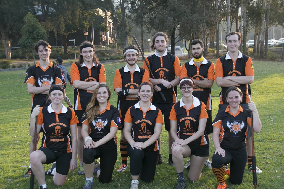 Quidditch – it's the magic touch