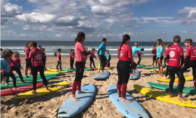Youth Week surf competition a huge success