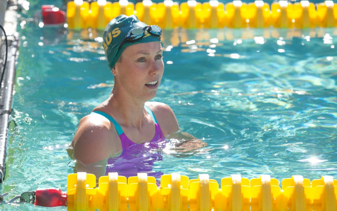 Silver lining as Olympics COVID-19 delay gives swimmer more time to prepare