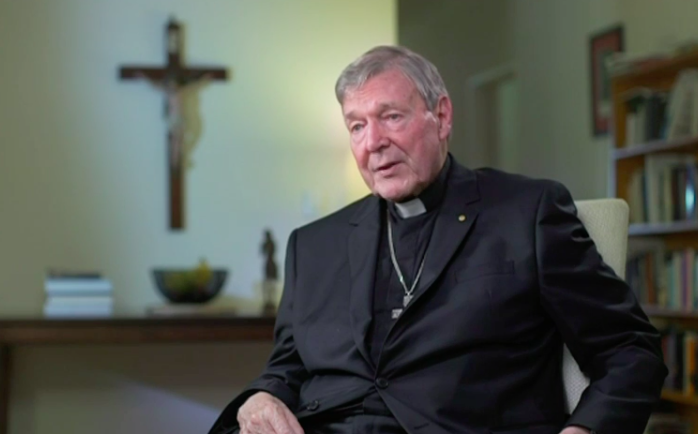 George Pell claims vilification by Victorian courts, ABC