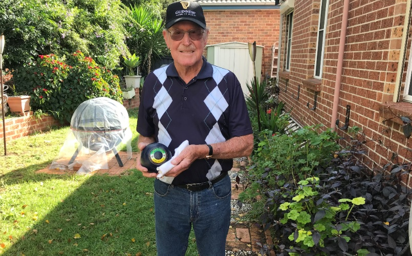 'More than just a hobby': Retirees getting ready for a roll up on the green