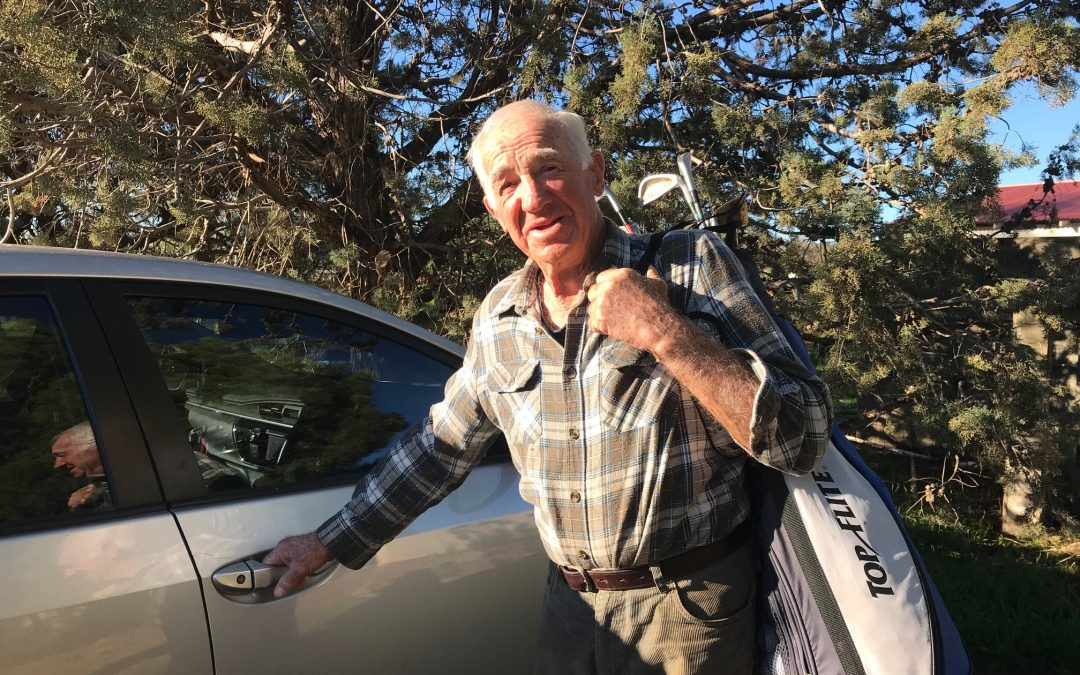 Nowra senior golfers back into swing after COVID-19 restrictions ease