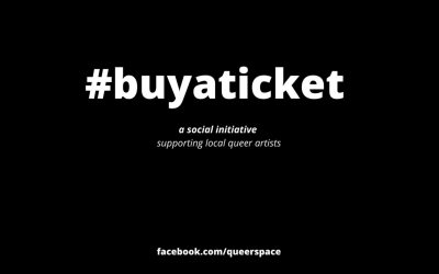 Illawarra drag queen starts #BuyATicket to support local queer artists