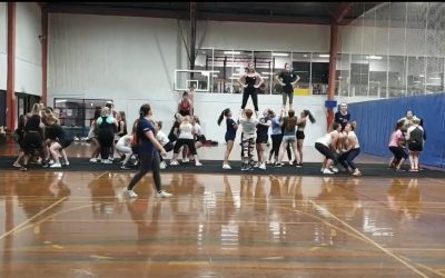 Cheerleading set to put Olympics in a spin