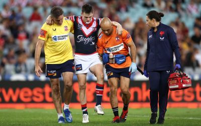 Upward trend of ACL injuries in NRL: Data