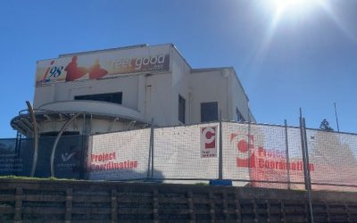 Ready for renovation: work begins on new North Wollongong Surf Club building, seawall