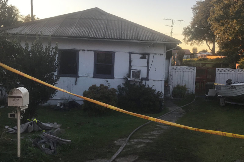 Woman in critical condition after Fairy Meadow fire