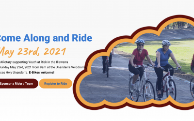 Youth, families set to benefit as Ride 4 Rotary returns