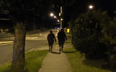 Women afraid to walk alone invited to walk together